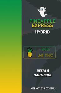 Delta 8 Pineapple Express Cartridge
