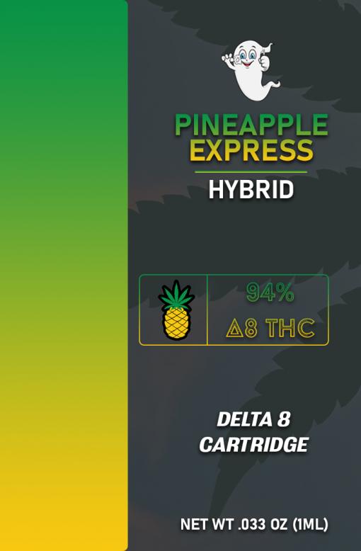 Pineapple Express Cartridge