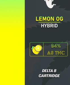 Lemon OG Cartridge